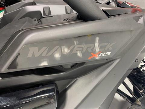 2021 Can-Am Maverick X3 MAX X RS Turbo RR with Smart-Shox in Brilliant, Ohio - Photo 6