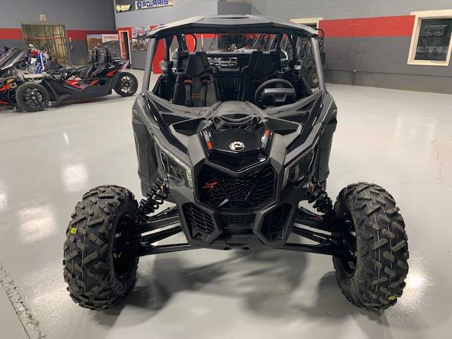 2021 Can-Am Maverick X3 MAX X RS Turbo RR with Smart-Shox in Brilliant, Ohio - Photo 9