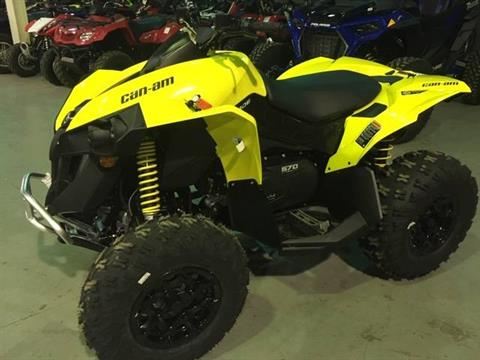 2019 Can-Am Renegade 570 in Brilliant, Ohio - Photo 2