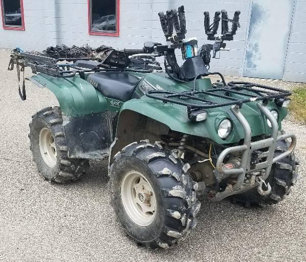 2002 Yamaha Big Bear 400 1