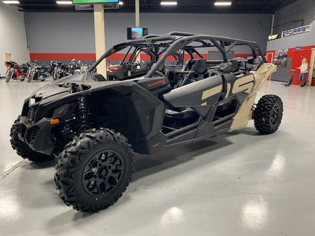 2021 Can-Am Maverick X3 MAX DS Turbo R in Brilliant, Ohio - Photo 2