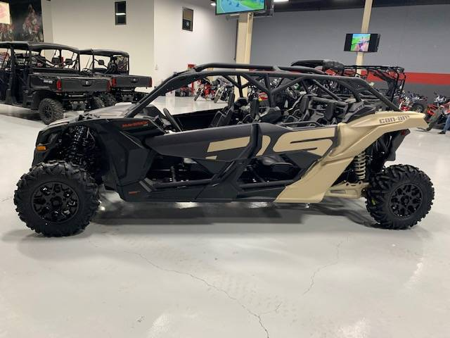 2021 Can-Am Maverick X3 MAX DS Turbo R in Brilliant, Ohio - Photo 3