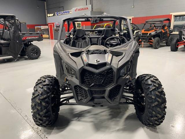 2021 Can-Am Maverick X3 MAX DS Turbo R in Brilliant, Ohio - Photo 7