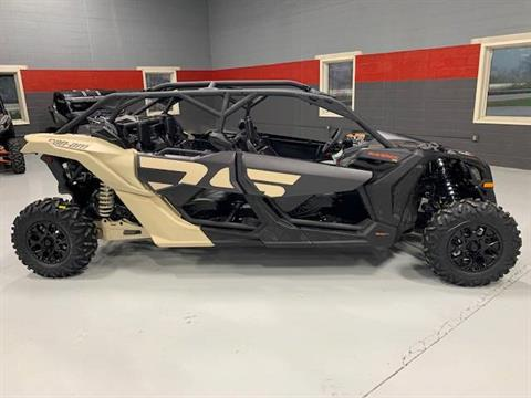 2021 Can-Am Maverick X3 MAX DS Turbo R in Brilliant, Ohio - Photo 9