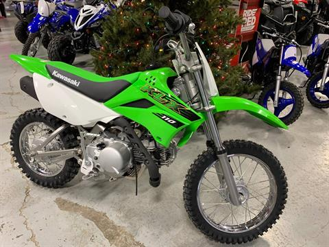2020 Kawasaki KLX 110 in Brilliant, Ohio - Photo 1
