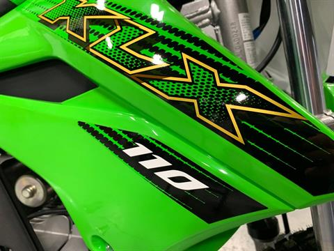 2020 Kawasaki KLX 110 in Brilliant, Ohio - Photo 3