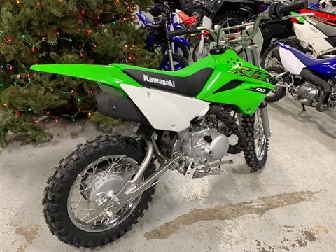 2020 Kawasaki KLX 110 in Brilliant, Ohio - Photo 4
