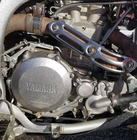 2014 Yamaha YFZ450R 10