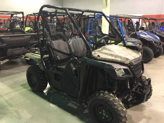 2019 Honda Pioneer 500 in Brilliant, Ohio - Photo 3