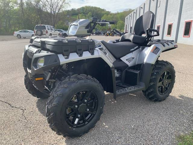 2019 Polaris Sportsman Touring 850 SP in Brilliant, Ohio - Photo 4