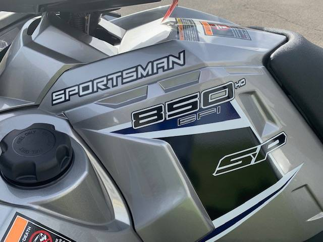 2019 Polaris Sportsman Touring 850 SP in Brilliant, Ohio - Photo 5
