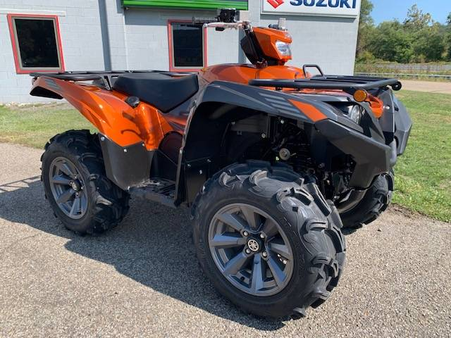 2021 Yamaha Grizzly EPS SE in Brilliant, Ohio - Photo 1