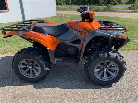 2021 Yamaha Grizzly EPS SE in Brilliant, Ohio - Photo 2