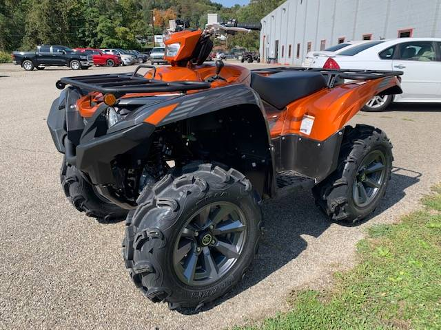 2021 Yamaha Grizzly EPS SE in Brilliant, Ohio - Photo 6