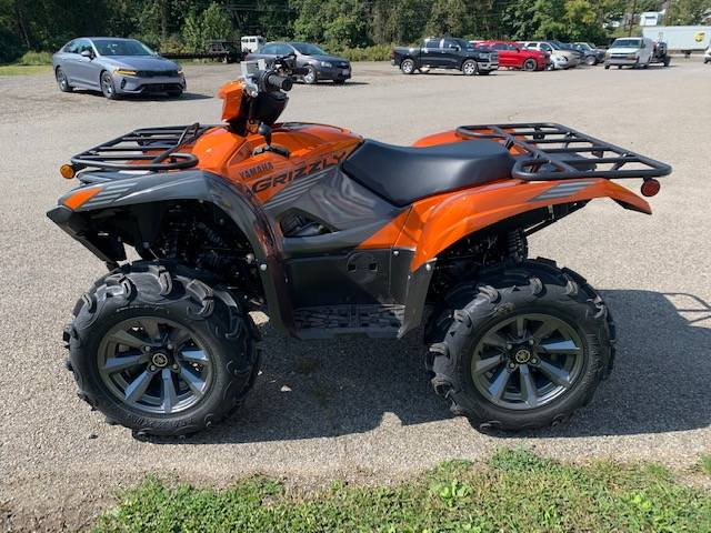 2021 Yamaha Grizzly EPS SE in Brilliant, Ohio - Photo 7
