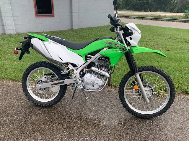 2020 Kawasaki KLX 230 ABS in Brilliant, Ohio - Photo 2