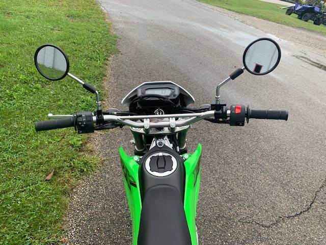 2020 Kawasaki KLX 230 ABS in Brilliant, Ohio - Photo 7