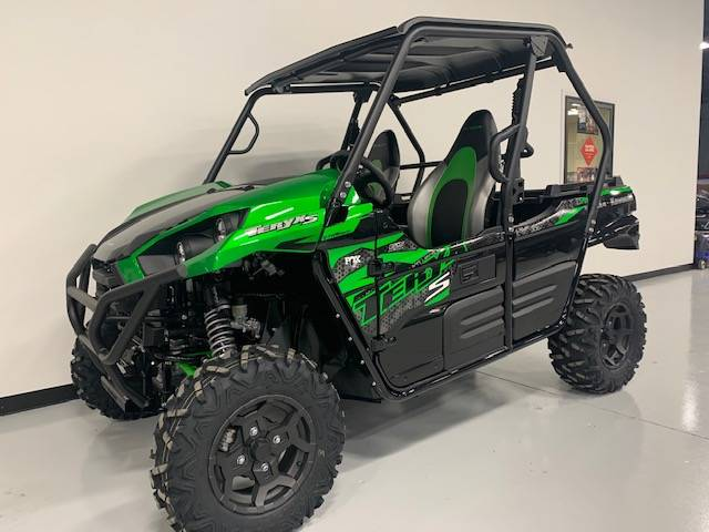 2021 Kawasaki Teryx S LE in Brilliant, Ohio - Photo 1