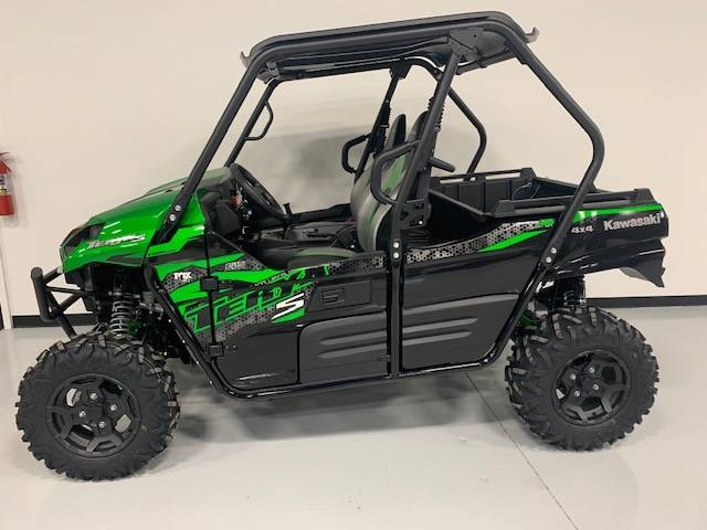 2021 Kawasaki Teryx S LE in Brilliant, Ohio - Photo 3