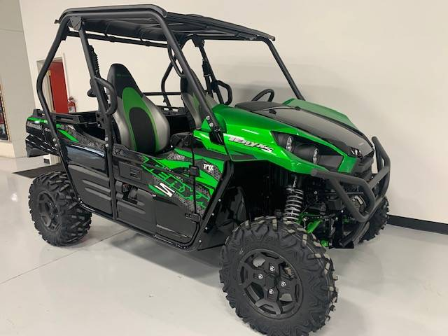 2021 Kawasaki Teryx S LE in Brilliant, Ohio - Photo 11