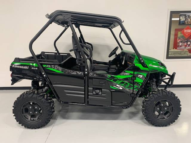 2021 Kawasaki Teryx S LE in Brilliant, Ohio - Photo 12