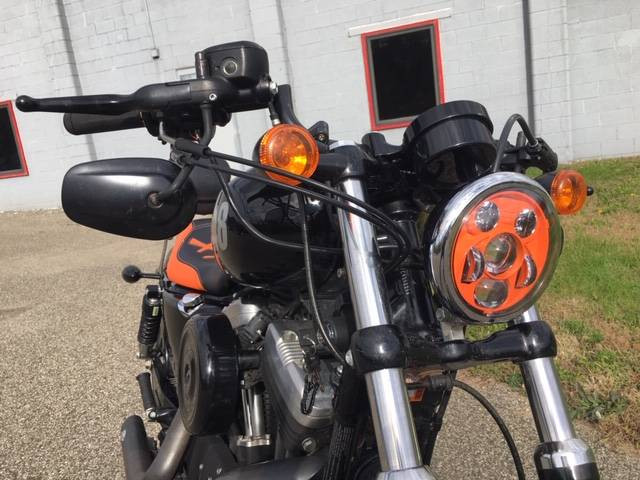 2015 Harley-Davidson Forty-Eight® in Brilliant, Ohio