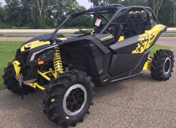 2019 Can-Am Maverick X3 X MR Turbo in Brilliant, Ohio - Photo 1