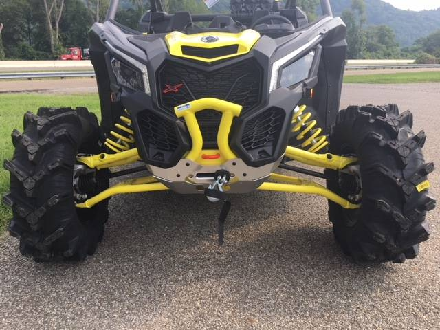 2019 Can-Am Maverick X3 X MR Turbo in Brilliant, Ohio - Photo 3