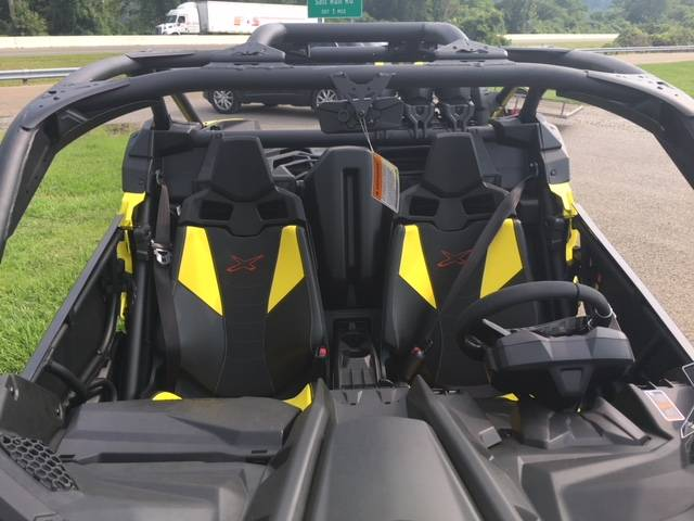 2019 Can-Am Maverick X3 X MR Turbo in Brilliant, Ohio - Photo 4