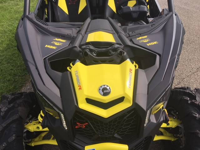 2019 Can-Am Maverick X3 X MR Turbo in Brilliant, Ohio - Photo 5