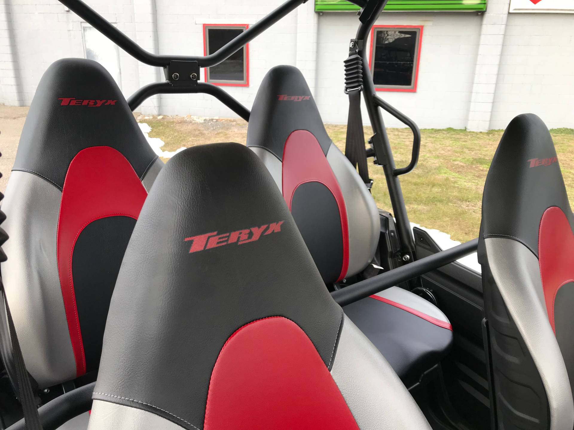 2019 Kawasaki Teryx4 LE in Brilliant, Ohio - Photo 13