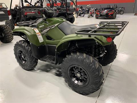 2021 Yamaha Kodiak 700 EPS in Brilliant, Ohio - Photo 7