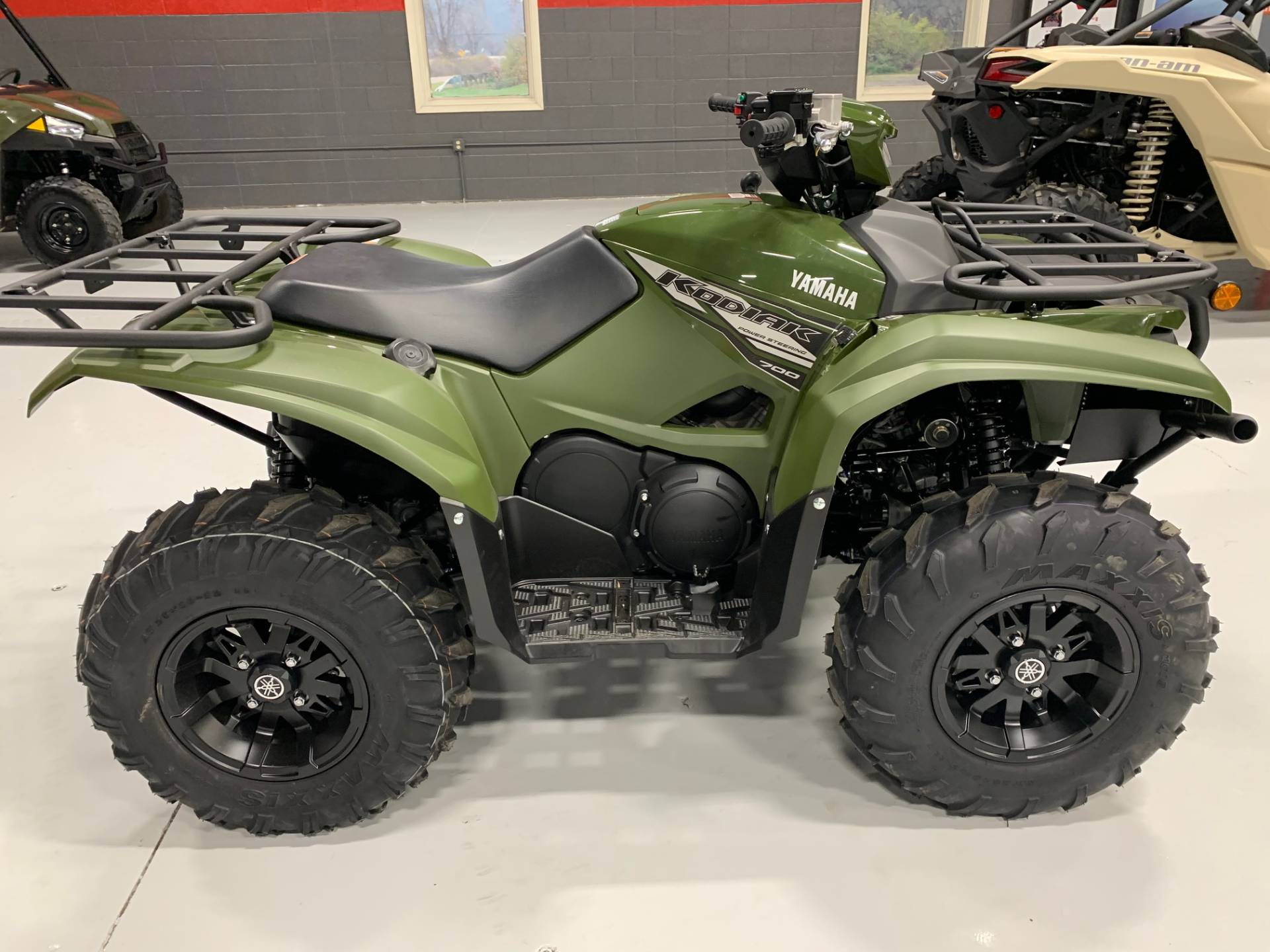 2021 Yamaha Kodiak 700 EPS in Brilliant, Ohio - Photo 10