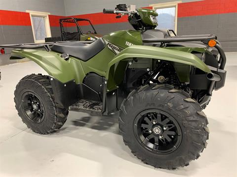 2021 Yamaha Kodiak 700 EPS in Brilliant, Ohio - Photo 1