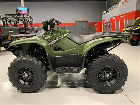 2021 Yamaha Kodiak 700 EPS in Brilliant, Ohio - Photo 6