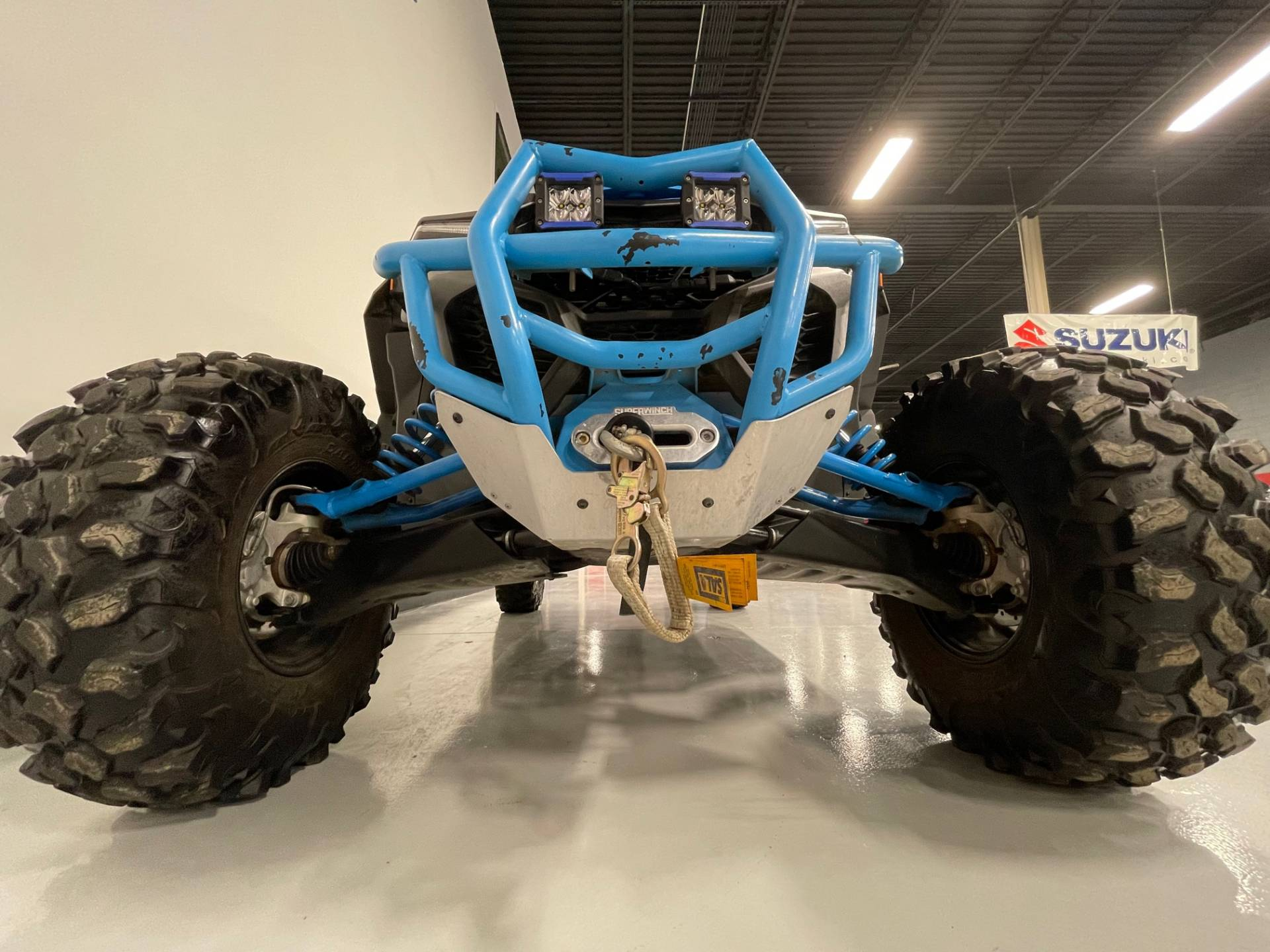 2018 Can-Am Maverick X3 X rc Turbo in Brilliant, Ohio - Photo 7