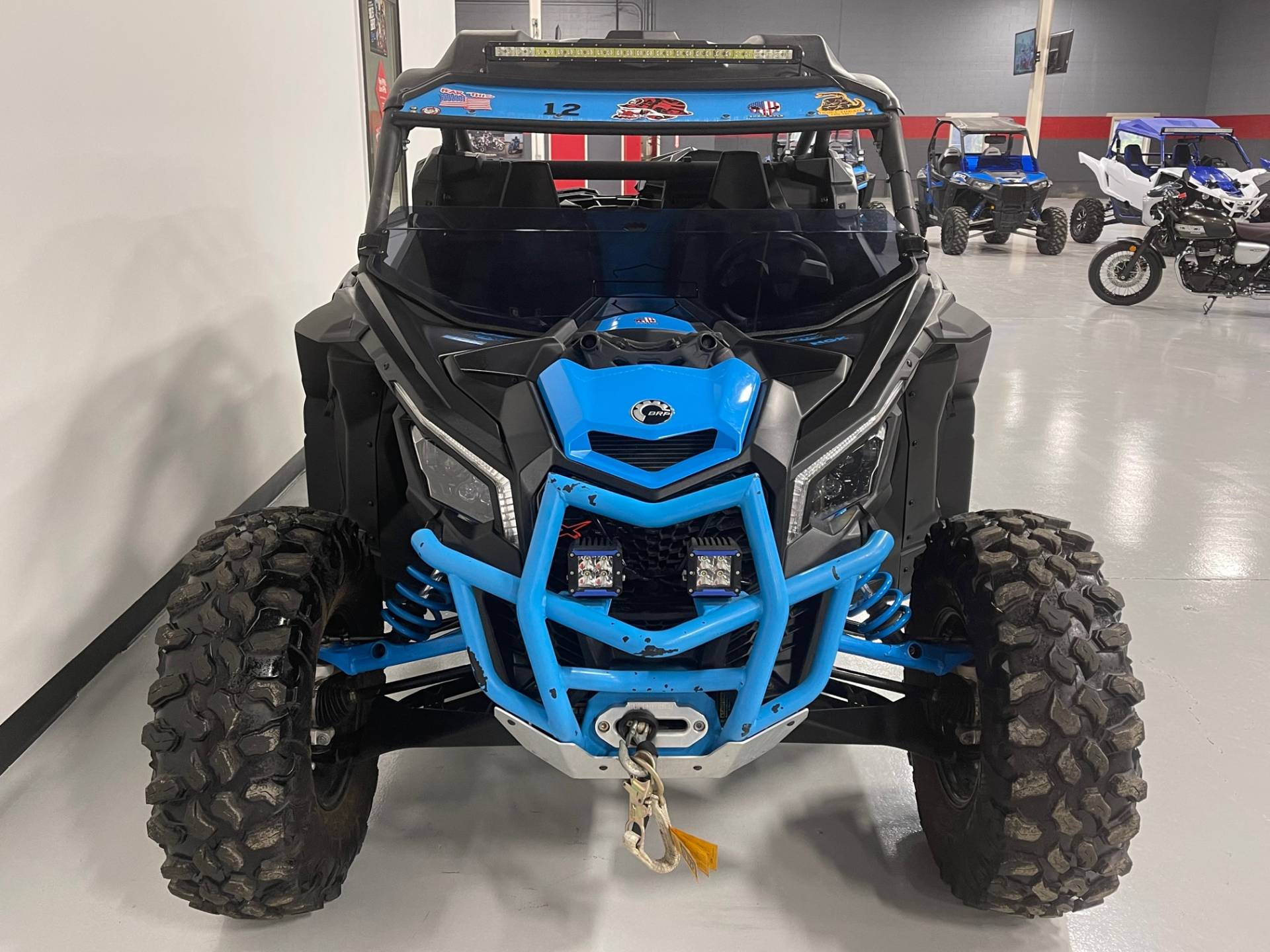 2018 Can-Am Maverick X3 X rc Turbo in Brilliant, Ohio - Photo 6