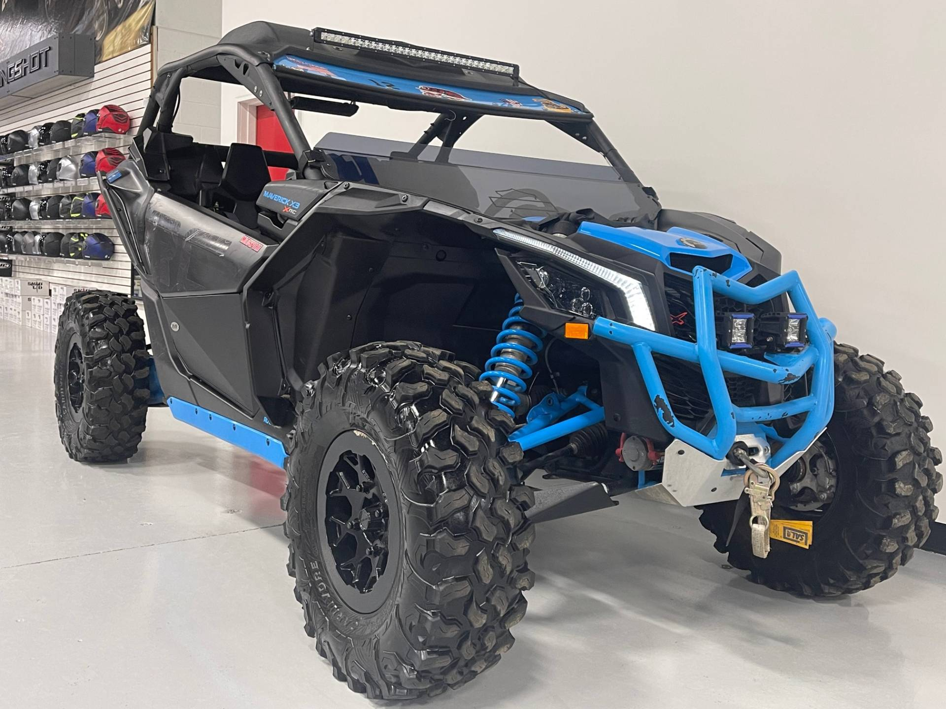 2018 Can-Am Maverick X3 X rc Turbo in Brilliant, Ohio - Photo 4