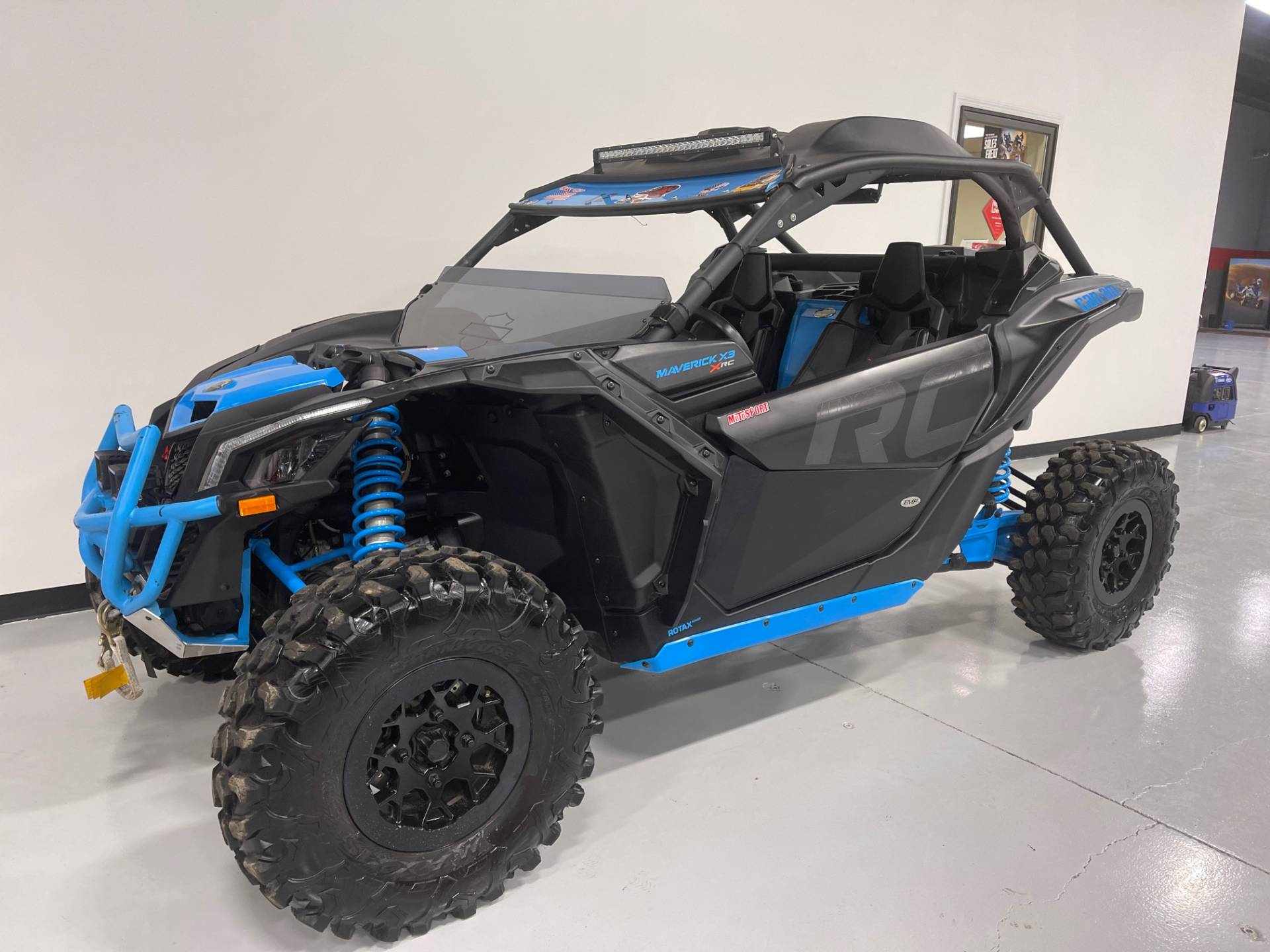 2018 Can-Am Maverick X3 X rc Turbo in Brilliant, Ohio - Photo 1