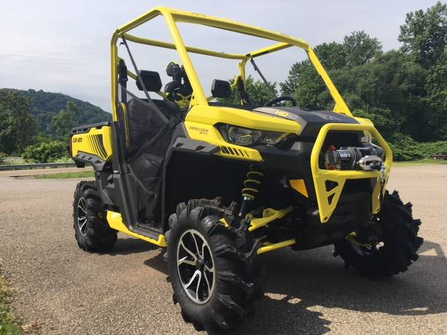 2018 Can-Am Defender X mr HD10 in Brilliant, Ohio