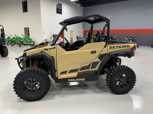 2021 Polaris General XP 1000 Deluxe in Brilliant, Ohio - Photo 2