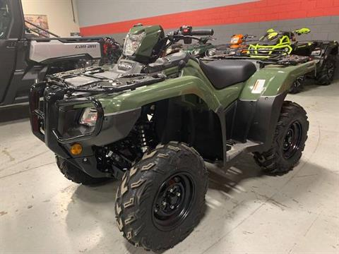 2020 Honda FourTrax Foreman Rubicon 4x4 Automatic DCT EPS in Brilliant, Ohio - Photo 1