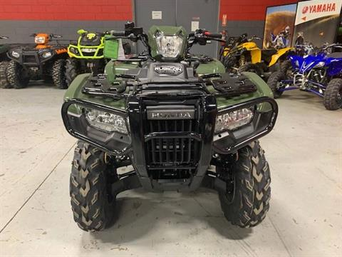 2020 Honda FourTrax Foreman Rubicon 4x4 Automatic DCT EPS in Brilliant, Ohio - Photo 2