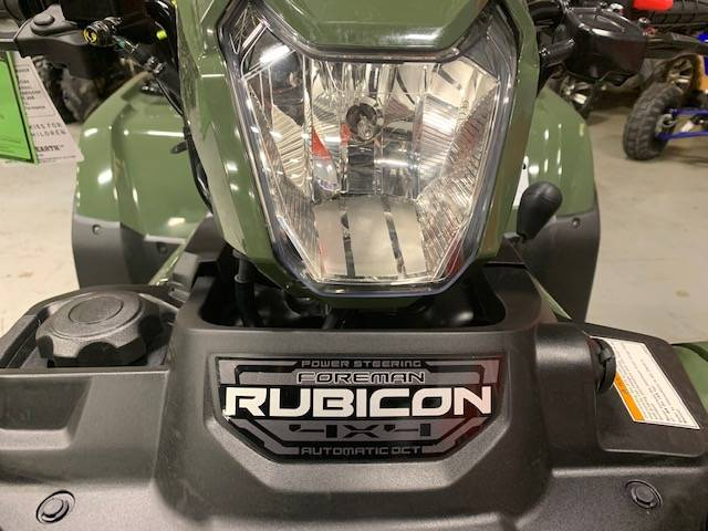 2020 Honda FourTrax Foreman Rubicon 4x4 Automatic DCT EPS in Brilliant, Ohio - Photo 4