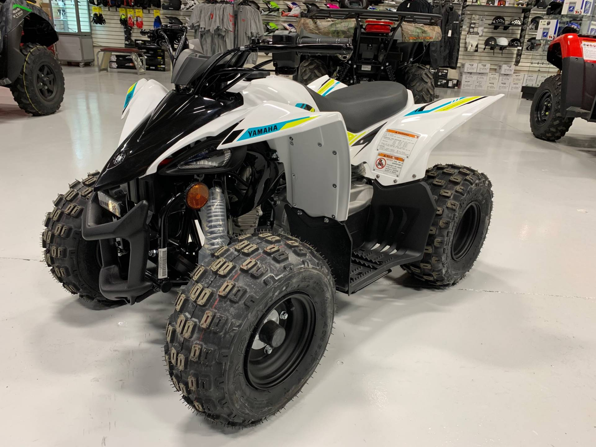 2021 Yamaha YFZ50 in Brilliant, Ohio - Photo 1