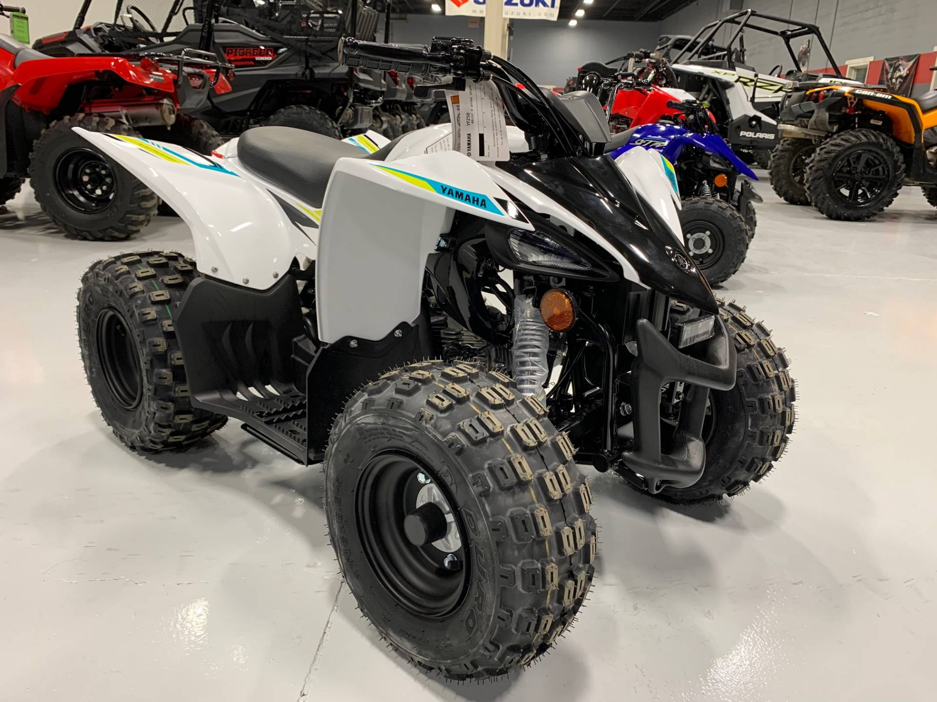 2021 Yamaha YFZ50 in Brilliant, Ohio - Photo 3