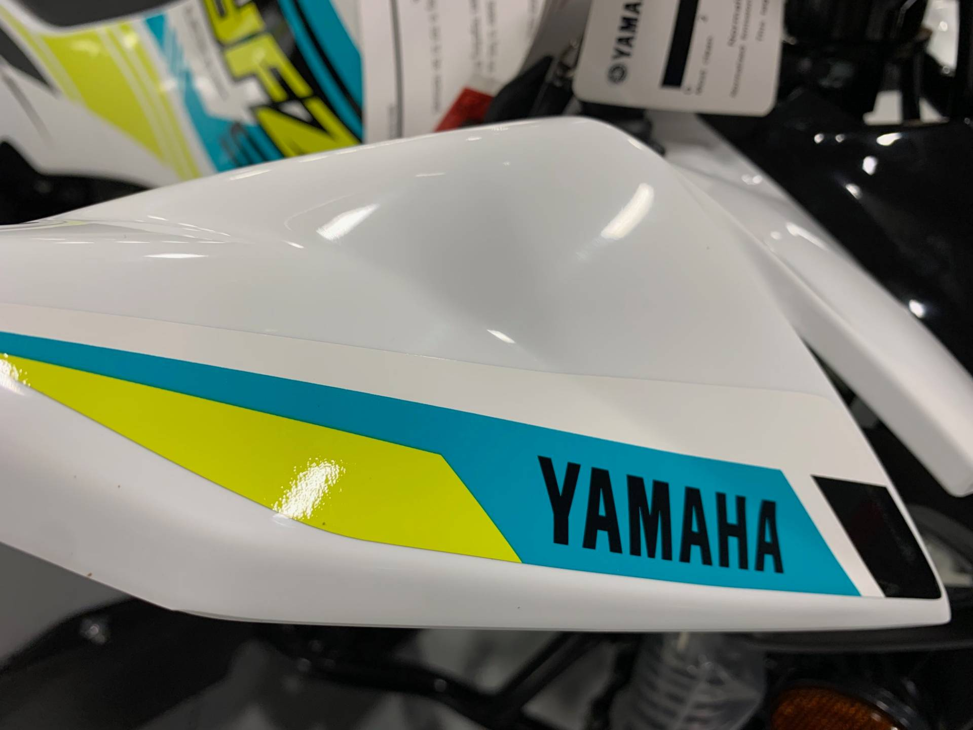 2021 Yamaha YFZ50 in Brilliant, Ohio - Photo 9
