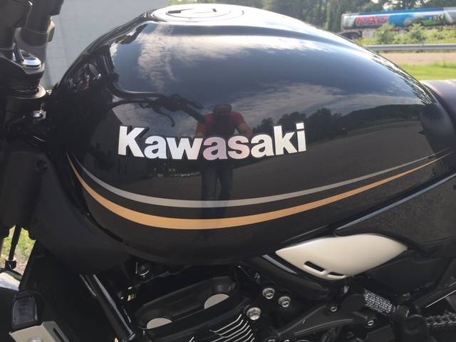 2018 Kawasaki Z900RS in Brilliant, Ohio - Photo 5