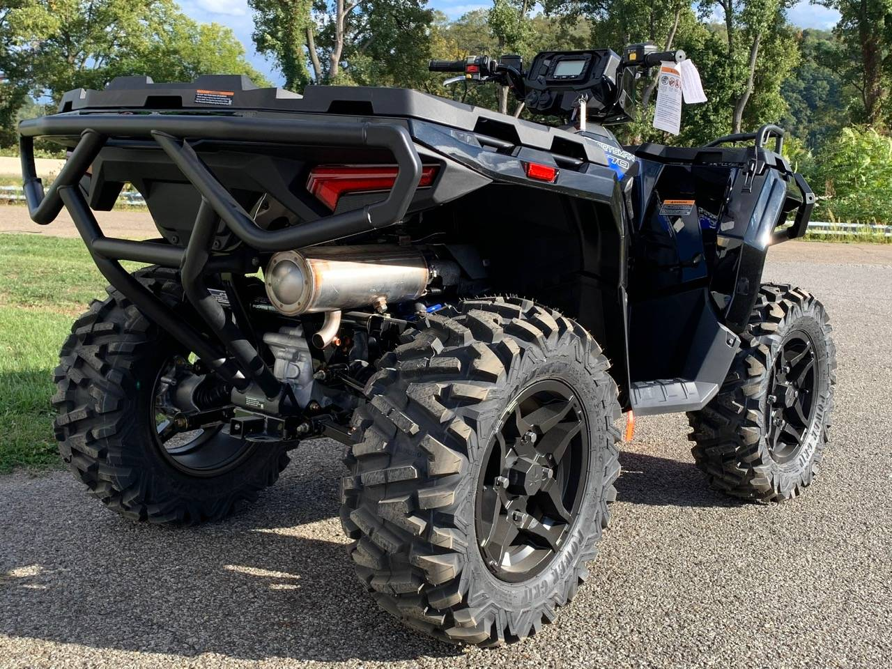 2021 Polaris Sportsman 570 Trail in Brilliant, Ohio - Photo 3