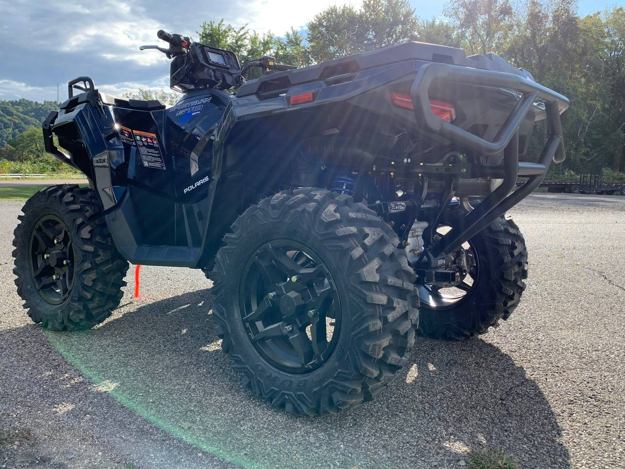 2021 Polaris Sportsman 570 Trail in Brilliant, Ohio - Photo 5
